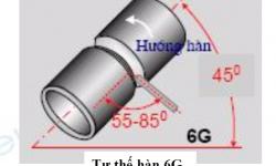 Welding Technology - 6G Tube Weld Position