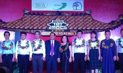 Hong Ky sponsors for Wood Industry Anniversary