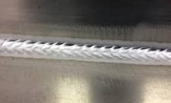 Aluminum welding technique with TIG welding method