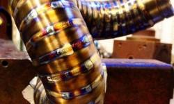 Basic Titan welding techniques for beginners