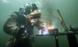 Underwater welding techniques