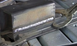 Welding technique of medium carbon steel and high carbon steel