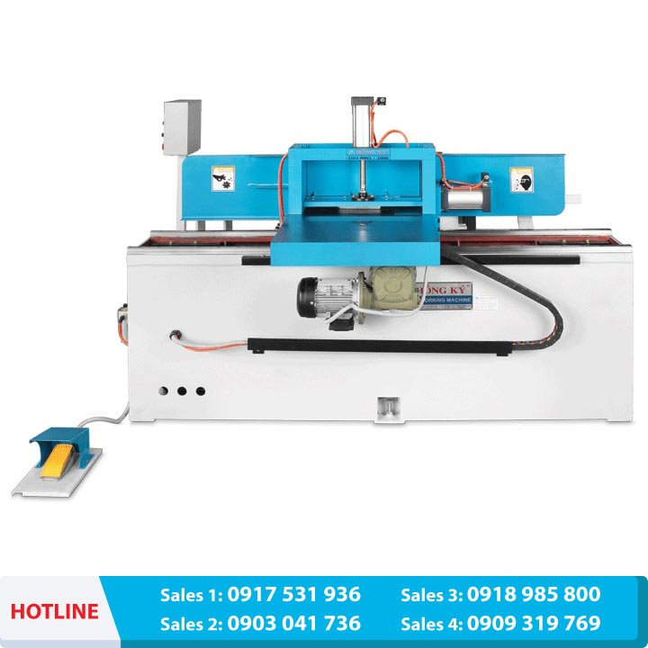 Auto finger shaping machine